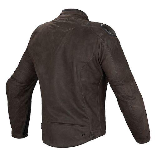 Dainese Street Rider Leather Jacket Revzilla