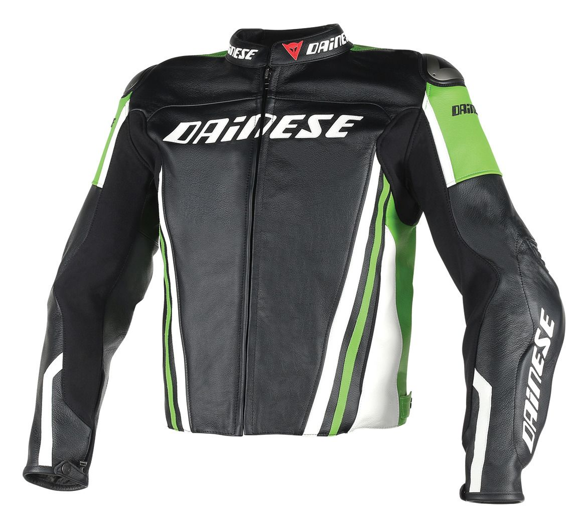 Dainese 2015 Race Replica Leather Jacket - (Size 44 Only) - RevZilla