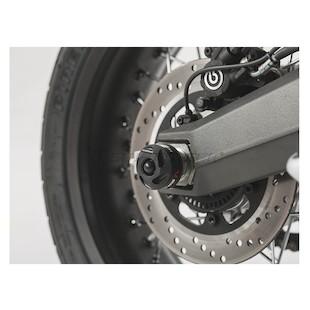 SW-MOTECH Rear Axle Sliders Ducati Scrambler 2015