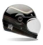 Bell Bullitt Carbon RSD Bagger Helmet Black / LG [Blemished - Very Good]