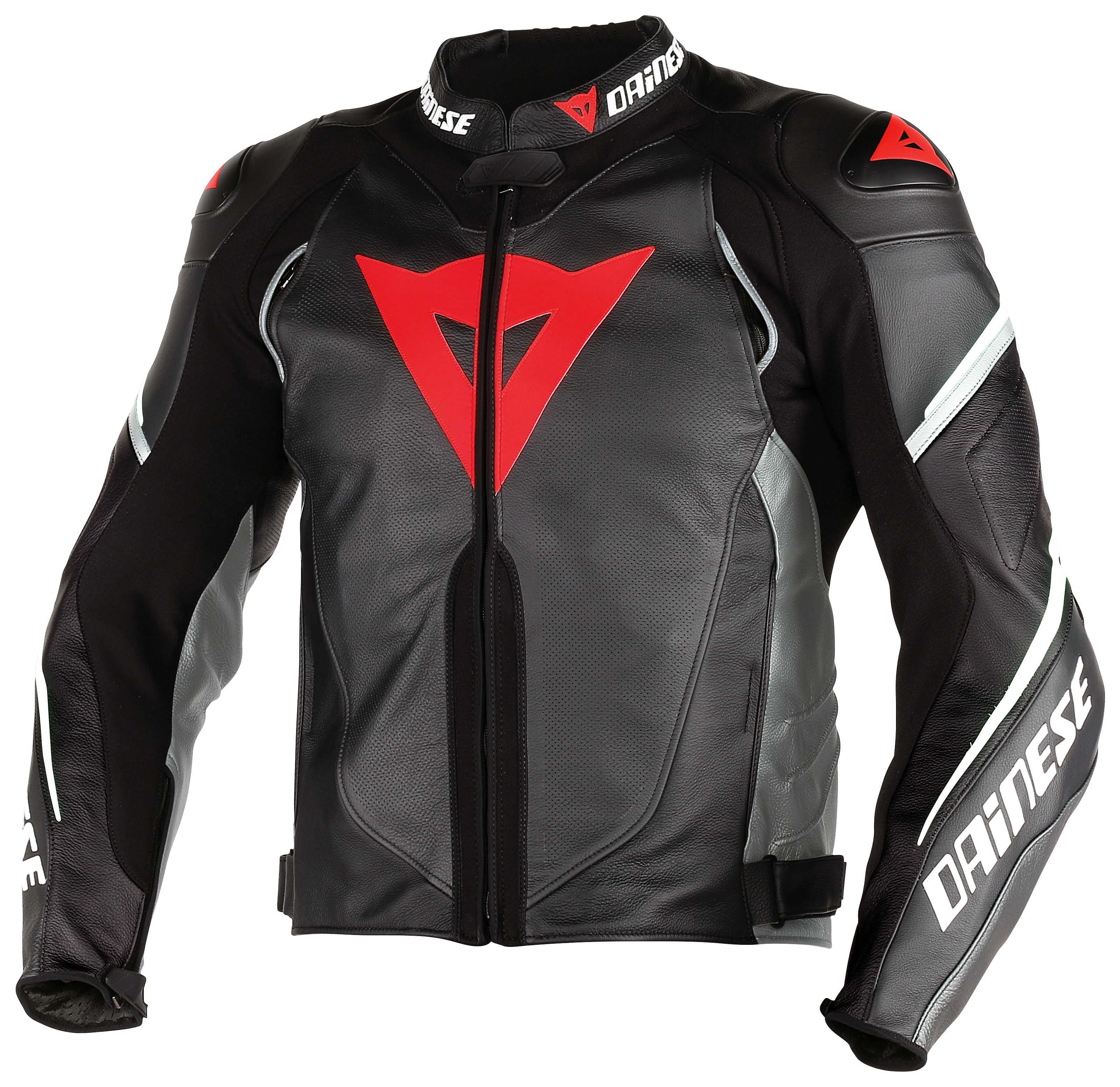 Dainese super speed d1 perforated leather jacket revzilla for D garage dainese corbeil horaires