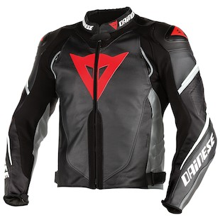 Dainese Super Speed D1 Perforated Leather Jacket