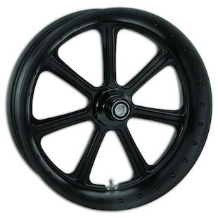 "Roland Sands 19"" x 2.15"" Front Wheel For Harley Dyna 2008-2015 Black Ops Diesel [Blemished - Very Good]"