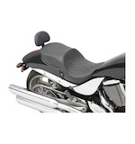 Drag Specialties Low Profile 2-Up Touring Seat For Victory Hammer 2005-2015