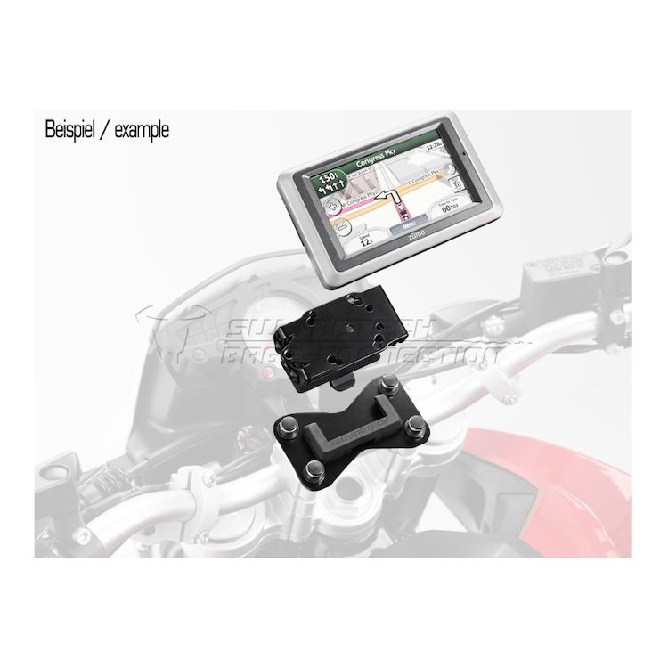 SW-MOTECH Quick Release GPS Mount BMW K1300GT / K1200GT