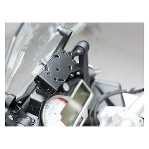 SW-MOTECH Quick Release GPS Mounting Base BMW G310GS / F750GS / S1000R / S1000XR