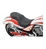 Drag Specialties Low Profile 2-Up Touring Seat For Victory 2006-2014