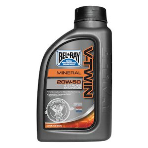 Bel Ray V-Twin Mineral Engine Oil