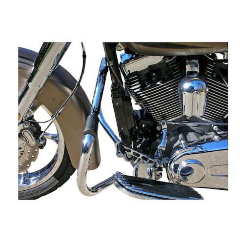 Jagg Vertical Frame Mount Fan Assisted Oil Cooler Kit For