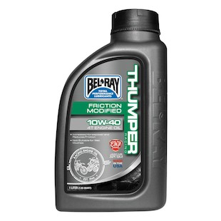 Bel-Ray Thumper Racing Friction Modified 4T Engine Oil