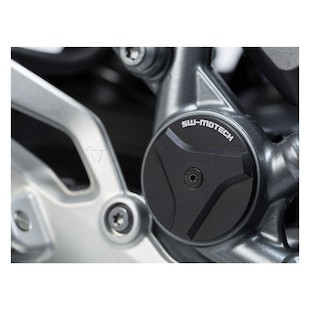 SW-MOTECH Frame Cap Set BMW R1200R / R1200RS 2015-2017