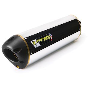Two Brothers M2 Bolt-On Exhaust Hyosung GT650 R / S 2007-2014