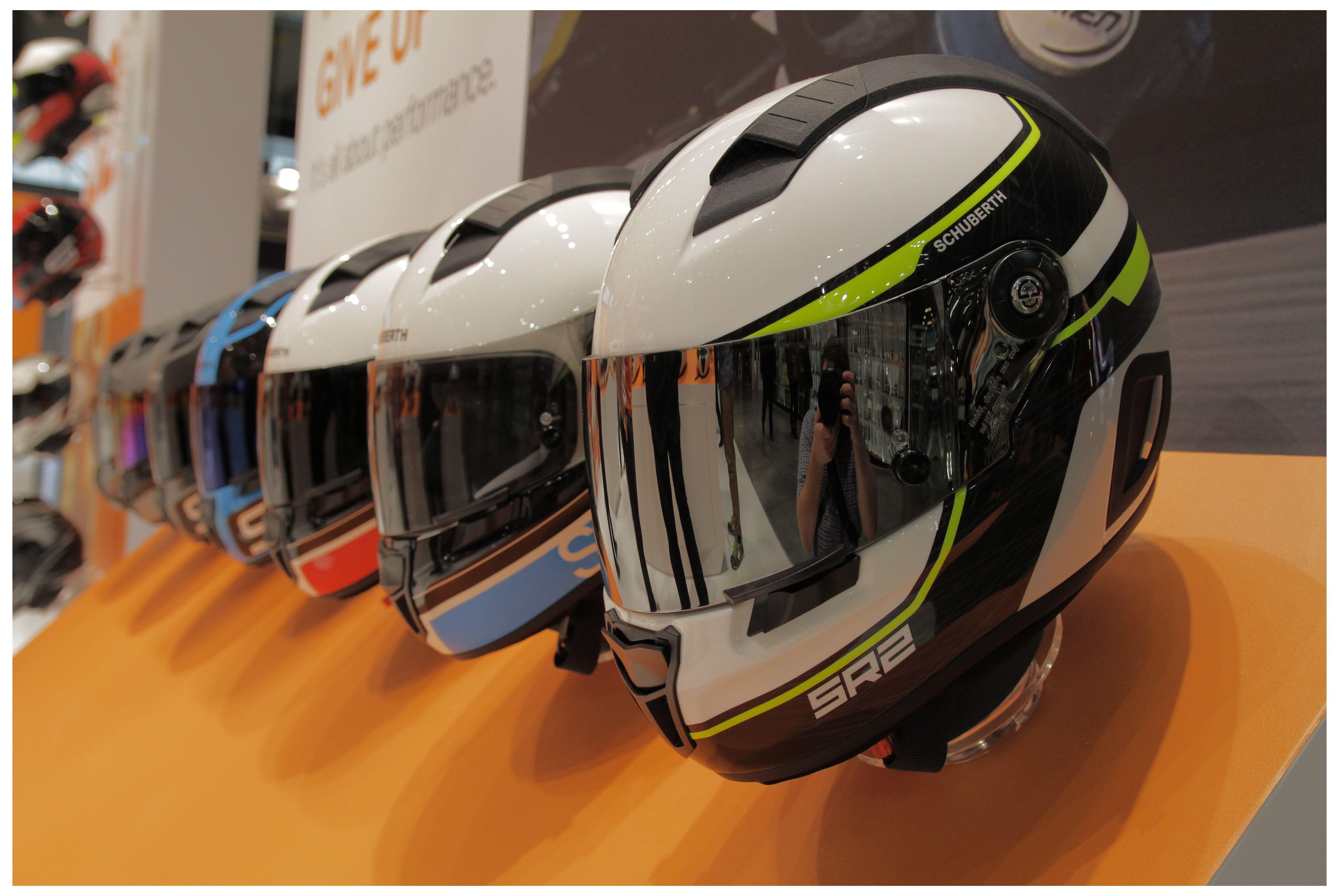 Schuberth SR2 Motorcycle Helmets