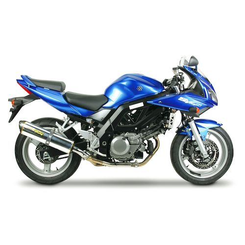 Closeout Two Brothers M Slip On Exhaust Suzuki Sv