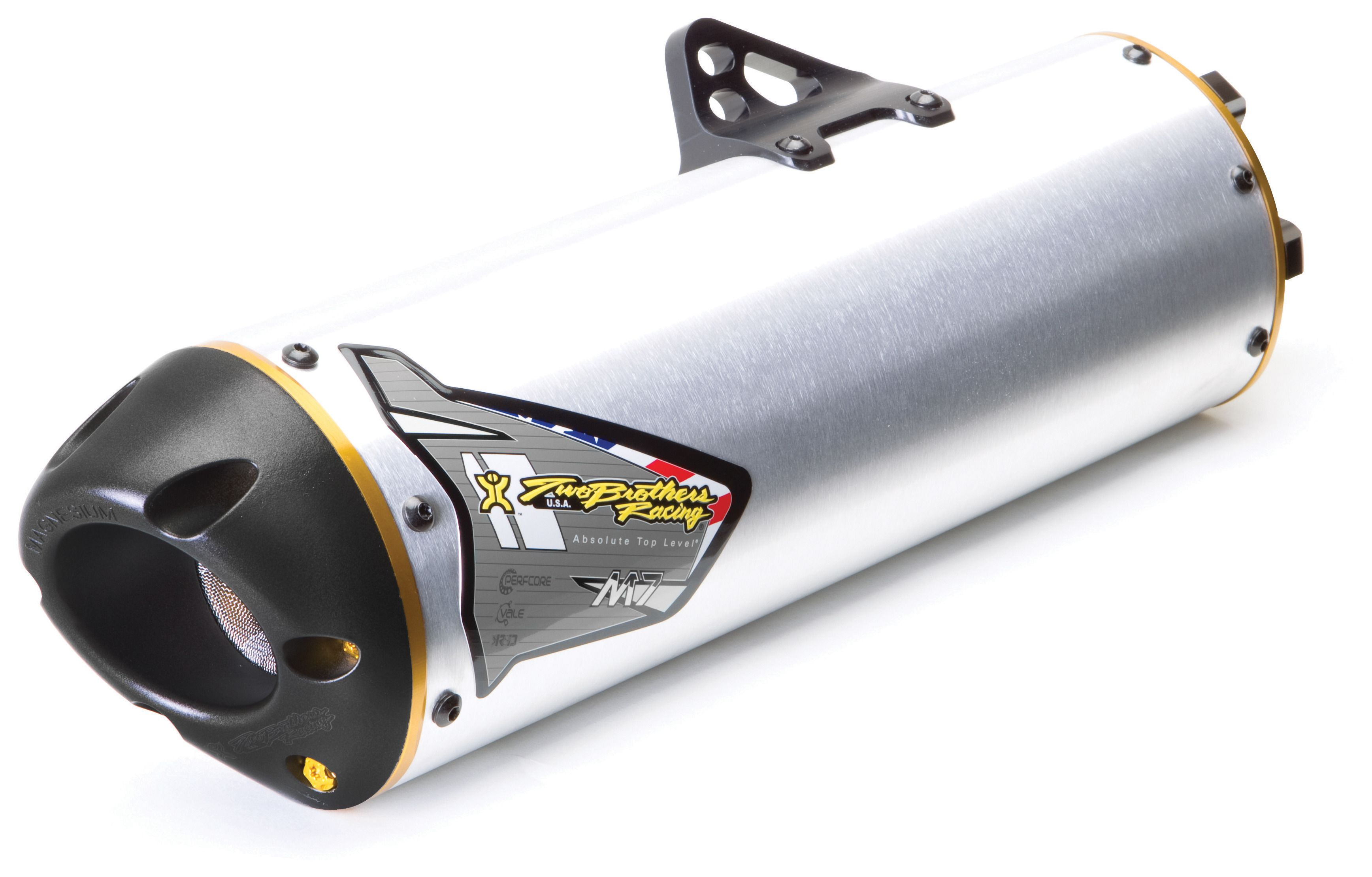 Two Brothers M7 Slip-On Exhaust Suzuki DR650 1998-2015 | 10% ($39 00) Off!