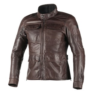 Dainese Richard Leather Motorcycle Jacket