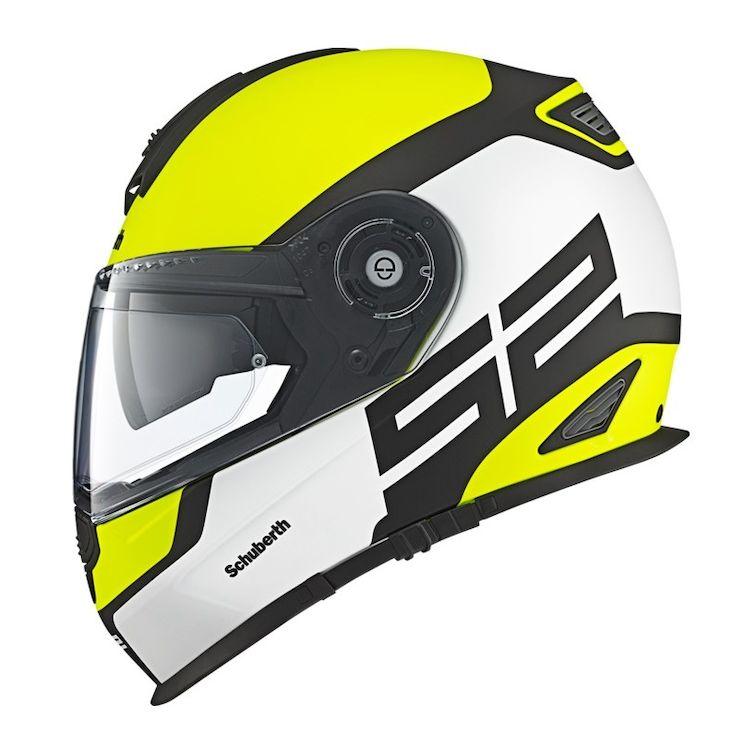 Schuberth S2 Review >> Schuberth S2 Sport Elite Helmet