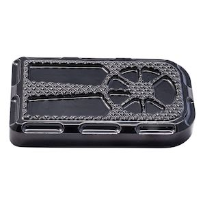 LA Choppers Fusion Brake Pedal Cover For Harley FL 1984-2018