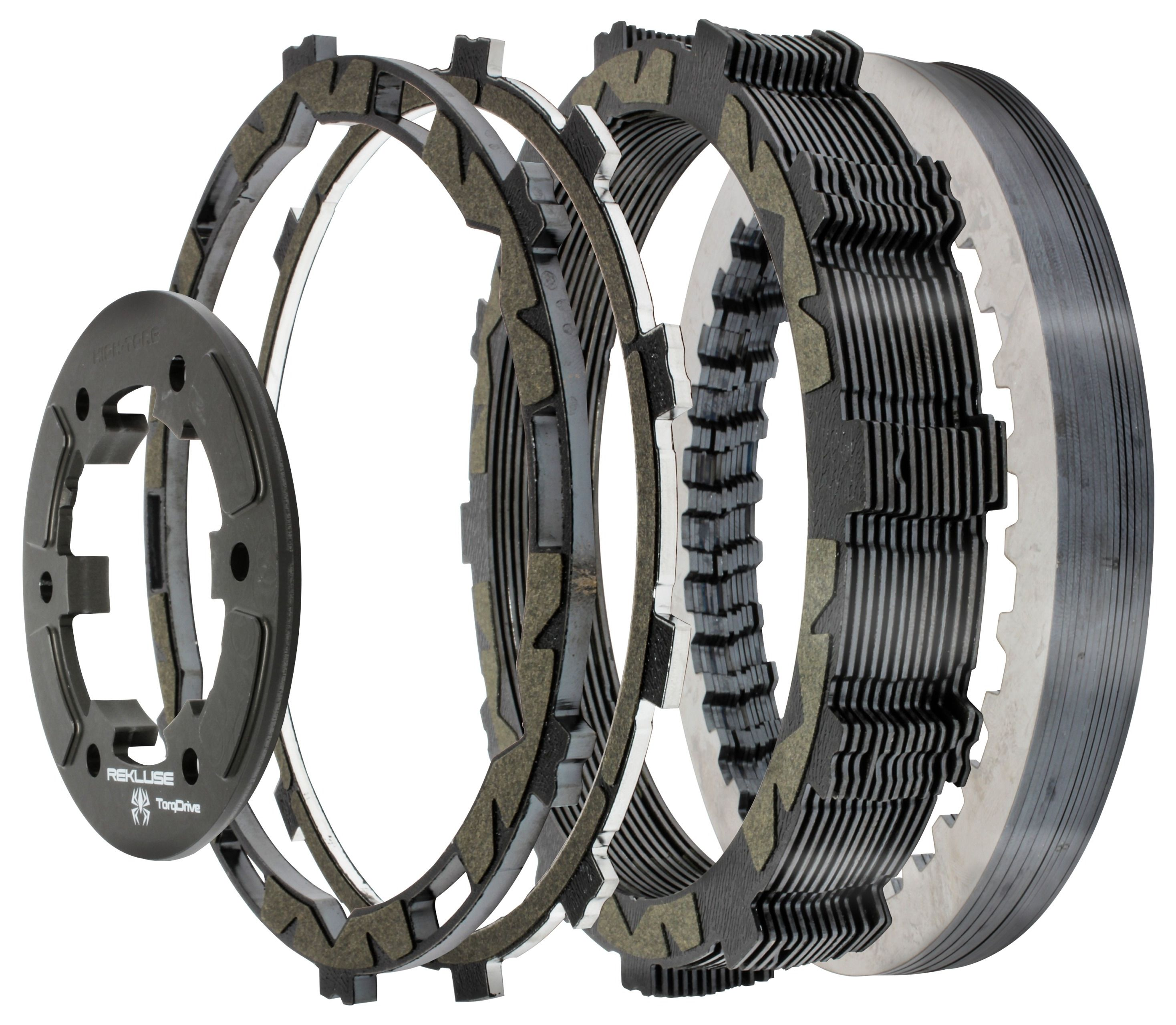rekluse torq drive clutch kit for harley twin cam - revzilla