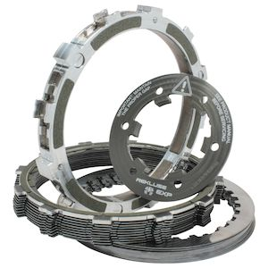 Rekluse EXP 3.0 Clutch Kit For Harley Twin Cam Hydraulic Actuated 1998-2006