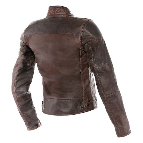 Dainese Mike Women's Leather Jacket - RevZilla