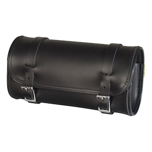 Willie & Max Leather Oval Tool Bag