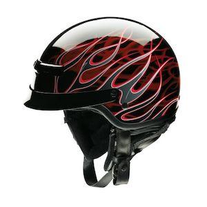 Z1R Nomad Hellfire Helmet