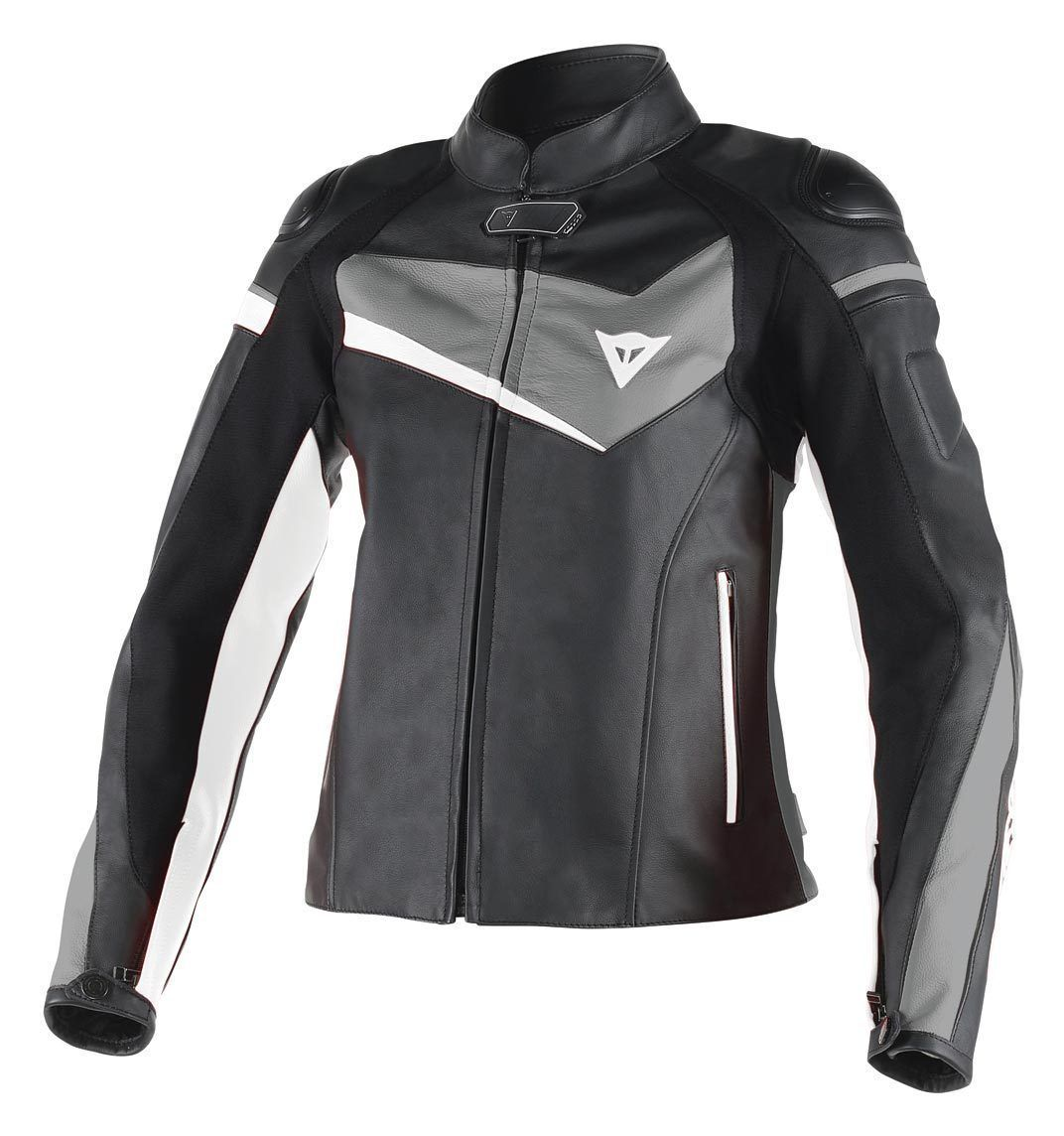 Dainese Veloster Women's Leather Jacket - RevZilla