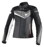 Dainese Women's Veloster Leather Jacket