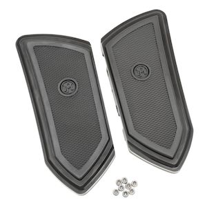 Performance Machine F.T.Z. Passenger Floorboards For Harley 1986-2018