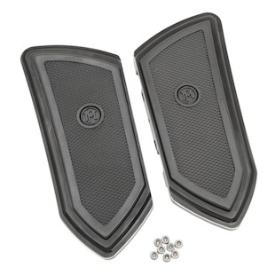 Performance Machine F.T.Z. Passenger Floorboards For Harley 1986-2017