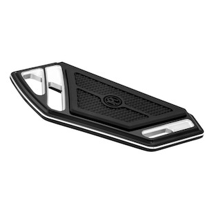 Performance Machine Superlight Passenger Floorboards For Harley 1986-2017