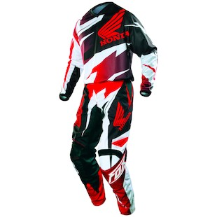 Fox Racing 180 Honda Pants Red / 28 [Blemished - Very Good]