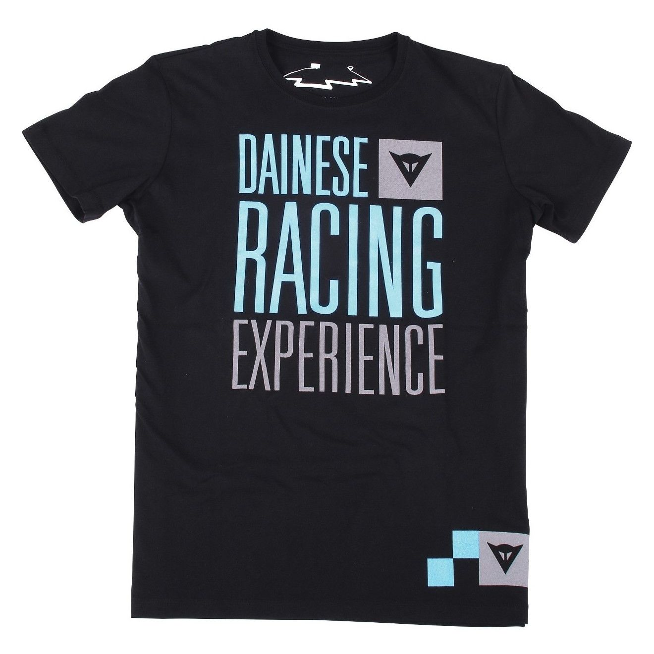 dainese racing experience t shirt revzilla. Black Bedroom Furniture Sets. Home Design Ideas