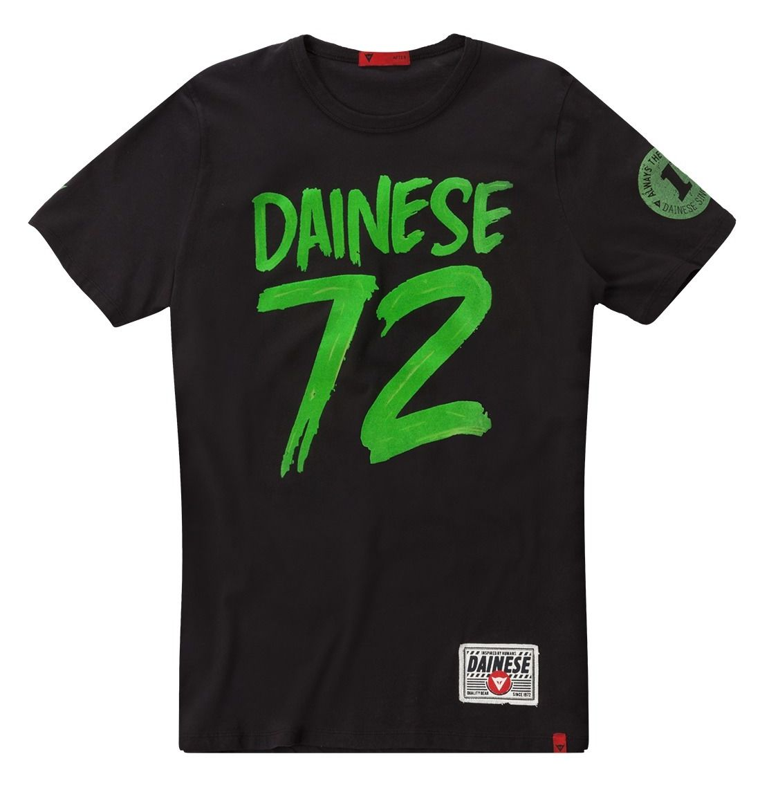 dainese 72 t shirt revzilla. Black Bedroom Furniture Sets. Home Design Ideas