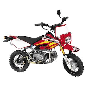 Baja Designs Quick Release Dual Sport Kit Honda XR / CRF50 / XR / CRF70