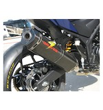 Graves Hexagonal Exhaust System Yamaha R3 2015-2016