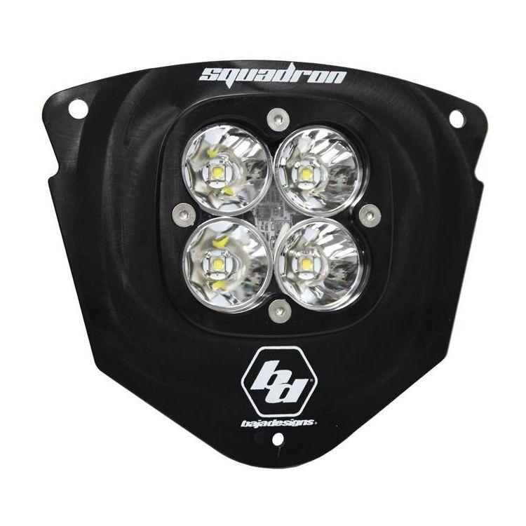 Baja Designs Squadron Pro LED Headlight Kit KTM EXC 2005-2007