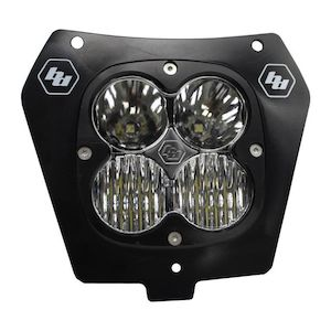 Baja Designs XL Pro LED Headlight Kit KTM EXC 350 / EXC 500 2014-2016