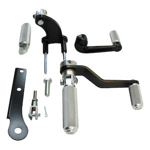 TC Bros Mid-Control Kit For Harley Sportster 1991-2003