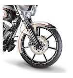 Arlen Ness Wrapper Front Fender For Harley Touring 2014-2016