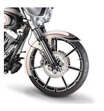 Arlen Ness Wrapper Front Fender For Harley Touring 2014-2017