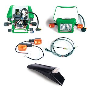 Baja Designs Dual Sport Kit For Electric Start Kawasaki KLX 140 2008-2012