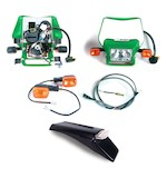 Baja Designs Dual Sport Electric Start Kit Kawasaki KLX 140 2008-2012
