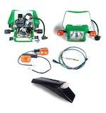 Baja Designs Dual Sport Electric Start Kit Kawasaki KLX450R 2007-2010