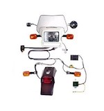 Baja Designs Dual Sport Electric Start Kit