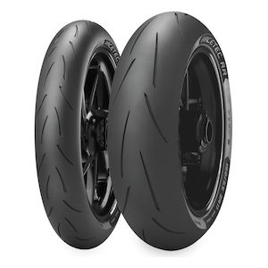 Metzeler Racetec RR K3 Medium Tires