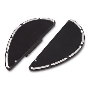 Arlen Ness Deep Cut Fusion Series Passenger Floorboards For Harley 1986-2019
