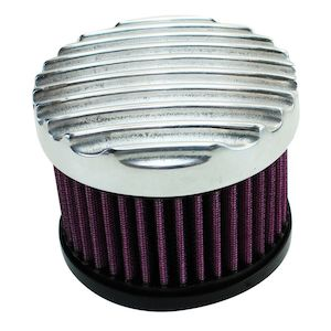 TC Bros Finned Air Cleaner For Harley CV / EFI 1991-2019