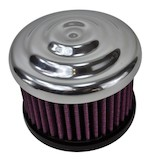 TC Bros Ripple Air Cleaner For Harley S&S Super E / G